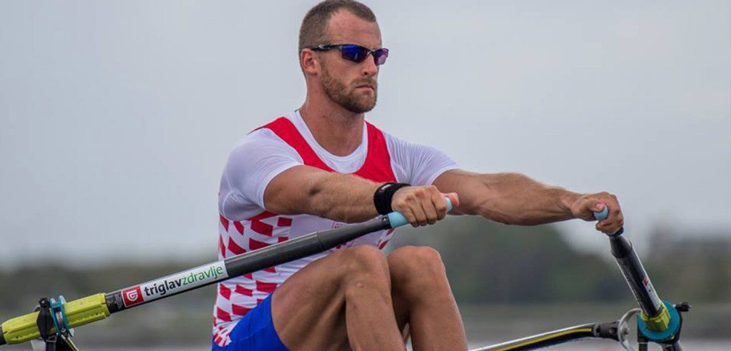 Anatomy of a Rower Does Damir Martin have the Strongest Legs of any Olympic athlete