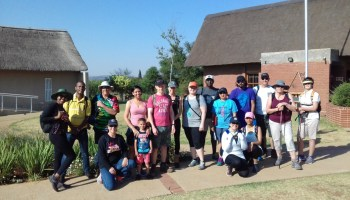 Sunday Morning Hike Klipriviersberg Johannesburg – 6 October 2019