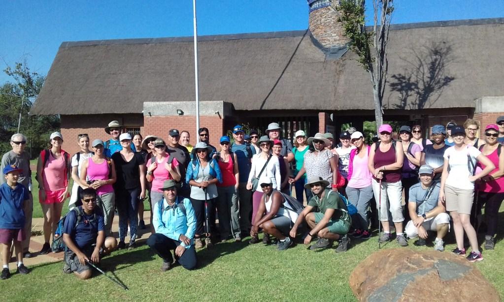 Sunday Morning Hike and Walk Klipriviersberg Johannesburg – 2 Feb 2020