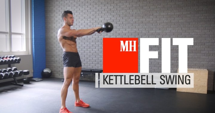 The Kettlebell Swing for Men and Women