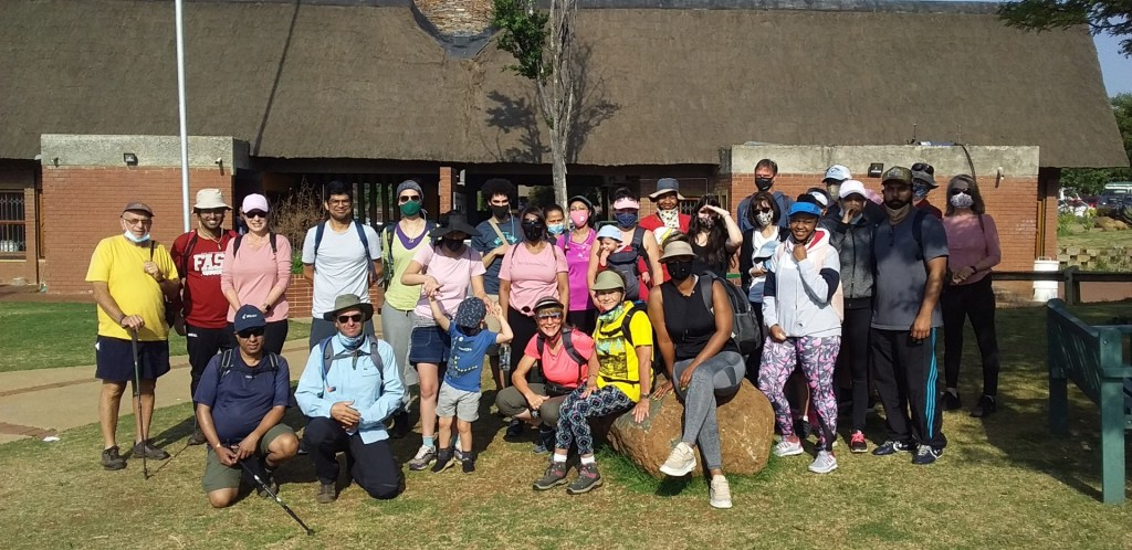 Sunday Morning Hike and Walk Klipriviersberg Johannesburg – 4 Oct 2020