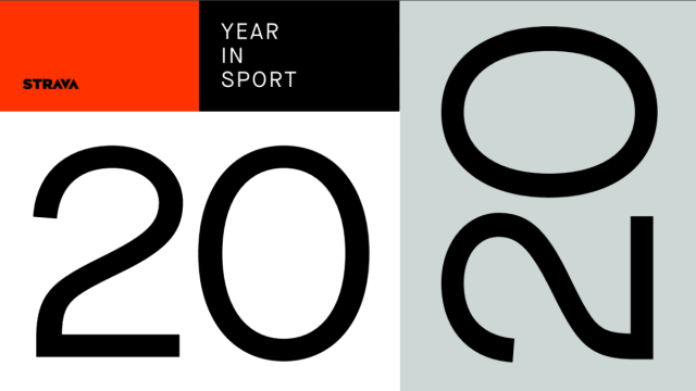 My Year in Sport - 2020