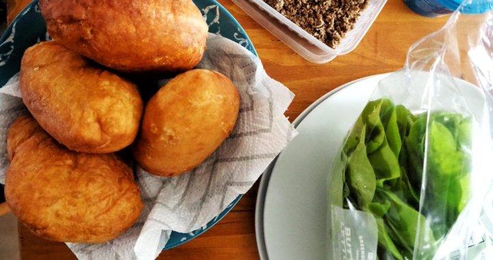 Vetkoek Magwinya Recipe