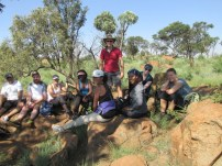 Hiking Klipriviersberg Johannesburg 2016 April - 3