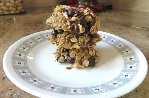 Healthy 5 ingredient cookies