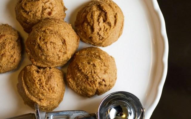 protein-gingerbread-cookies