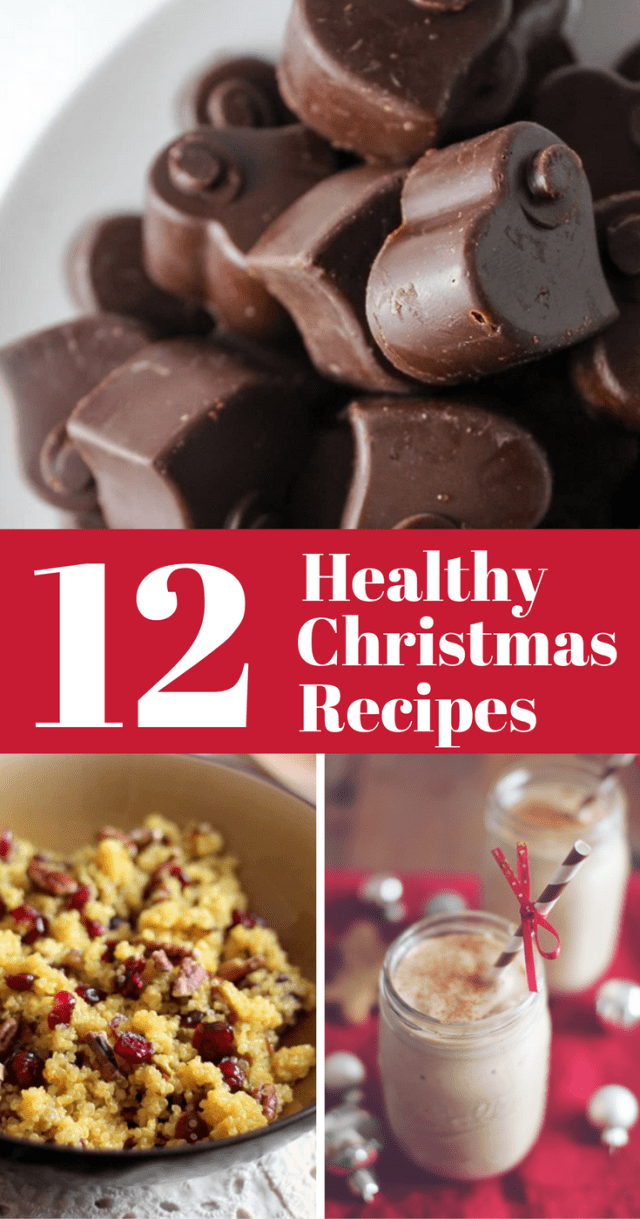 12 Days of Healthy Christmas Recipes |Fit & Well Blog|