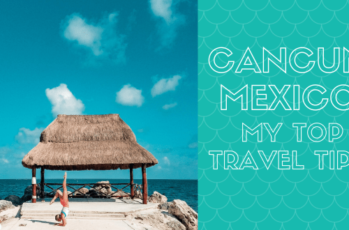 cancun mexico travel tips