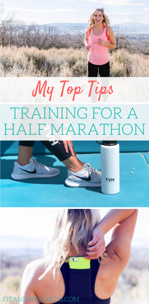 My top tips for training for a half marathon!