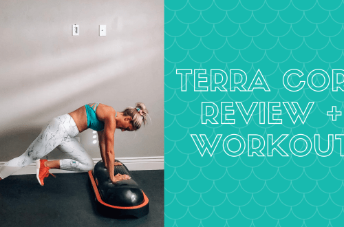 terra core review and workout