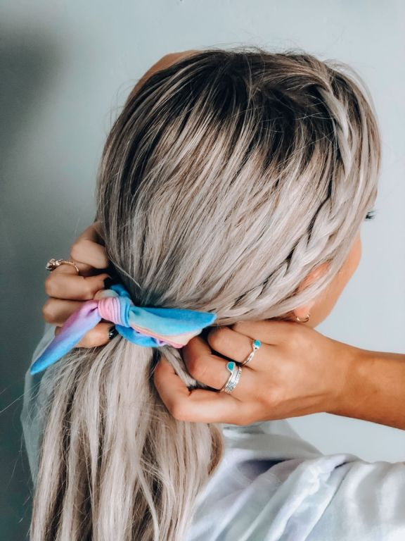 Easy Workout Hairstyles for Long Hair
