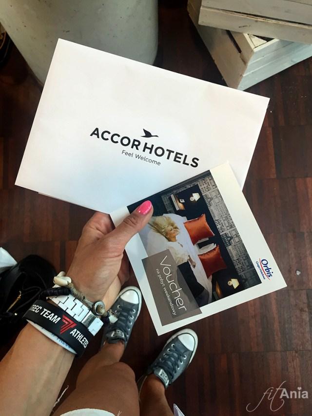 Niespodzianka od Accor Hotels.