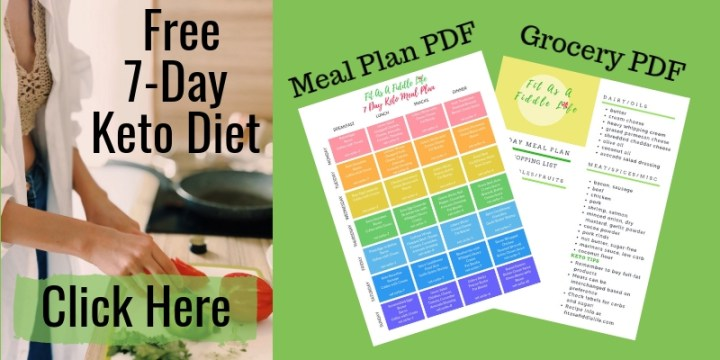 7-Day Meal Plan Grocery List