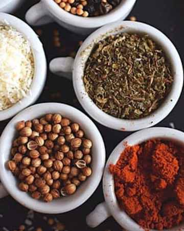 Mediterranean Spices and Herbs