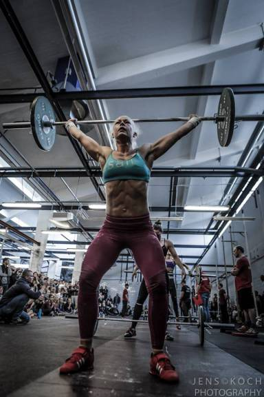 CrossFitters at the European Championship in Weightlifting (2/2)