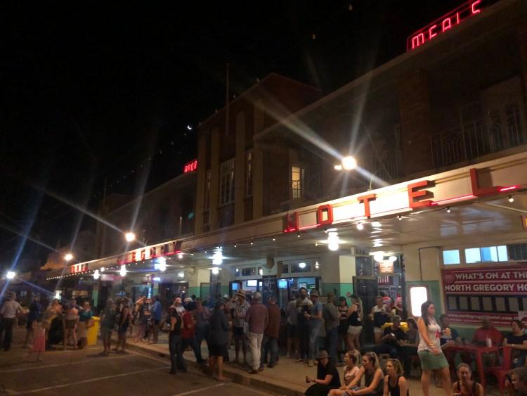 , Winton's Way Out West Fest, 2018., Fit Average Jo