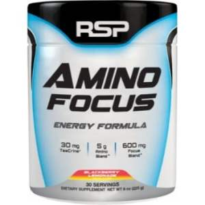 RSP Nutrition Amino Focus, 0.49lbs 30 Servings-0