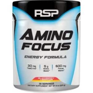 RSP Nutrition Amino Focus, 0.49lbs 30 Servings-0