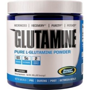 Gaspari Nutrition Glutamine, 300 Grams Unflavoured -0