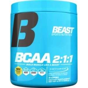 Beast Sports Nutrition BCAA 2:1:1 Powder-0