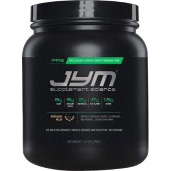 JYM Supplement Science Pre JYM 30 Servings-0