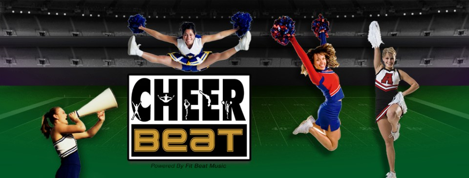 Cheer Music legal produced music for Cheerleading