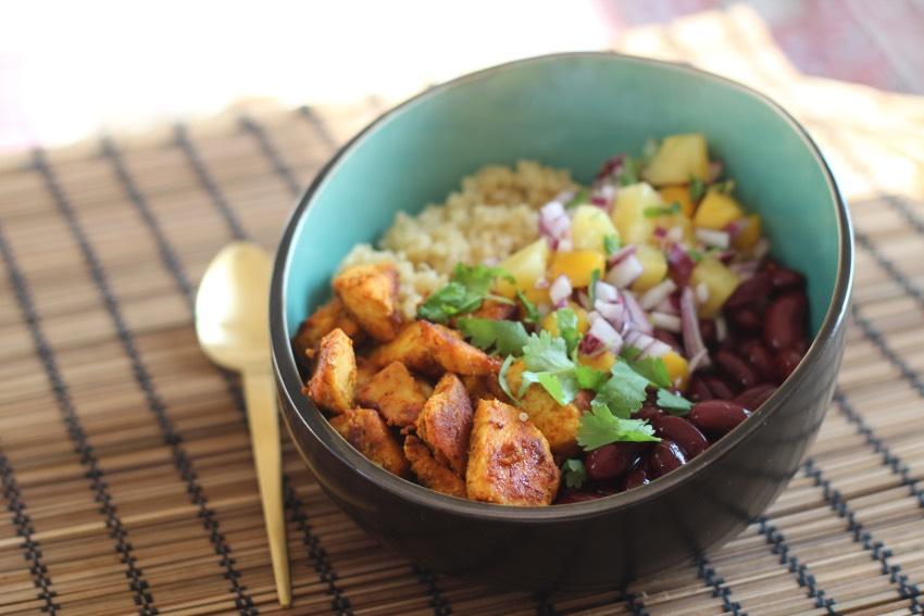 recept-quinoa-bowl-kip-bonen-10