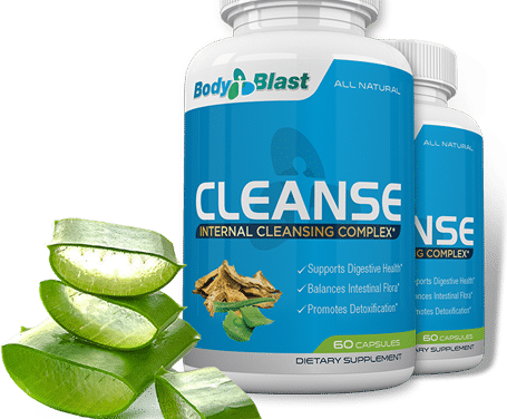 BodyBlast Cleanse | Colon Detox | 100% Natural