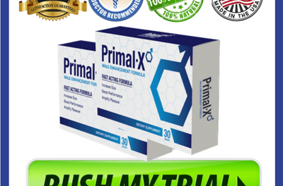 Primal X | Male Enhancement Formula | Reviews Updated July 2017