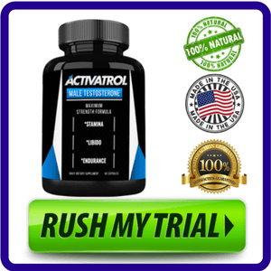 Activatrol Male Testosterone | Reviews Updated December 2017