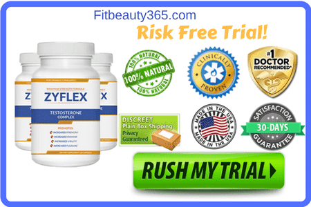 Zyflex Testosterone Complex - Male Enhancement- Risk Free Trial - Reviews - Risk Free Trial- Fitbeauty365.com