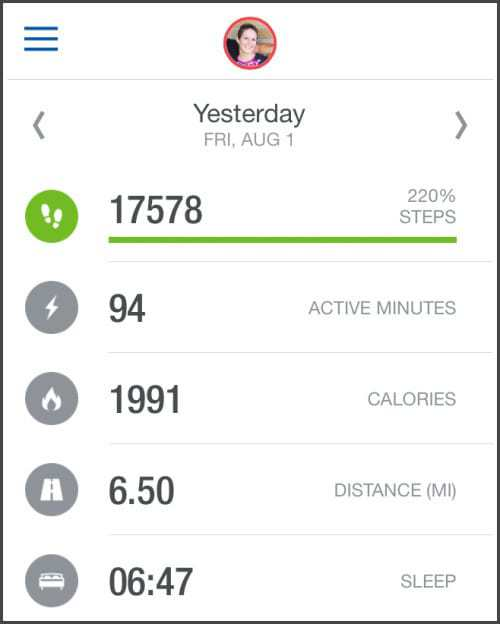 Get Motivated to Move with Runtastic Orbit {Review} • The