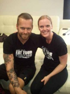 Dream Realized I Worked Out With Bob Harper