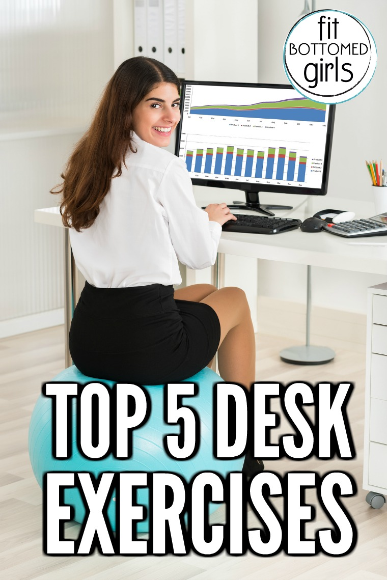 Chair Exercise 5 Desk Exercises That Don T Involve Crawling Under Your Chair