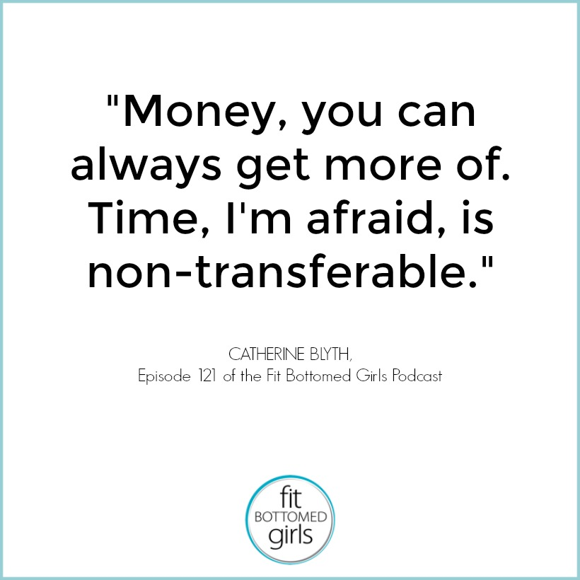 Podcast Ep 121: Catherine Blyth, Time Management Expert