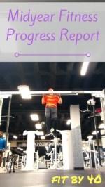Midyear Fitness Progress Report