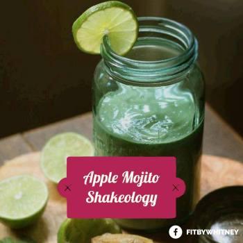 Apple Mojito Shake