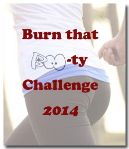 Burn that Boo-ty Challenge