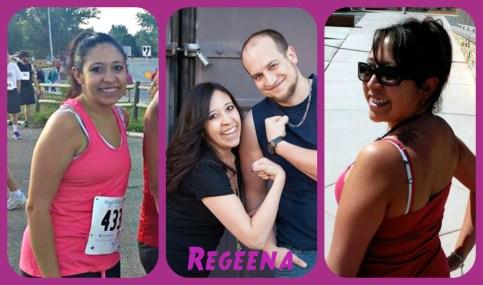 Regeena