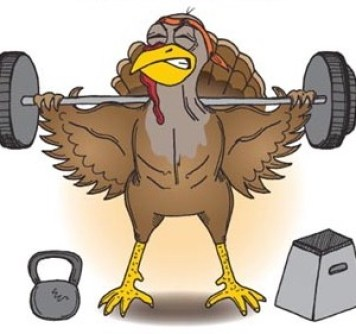 Image result for crossfit thanksgiving