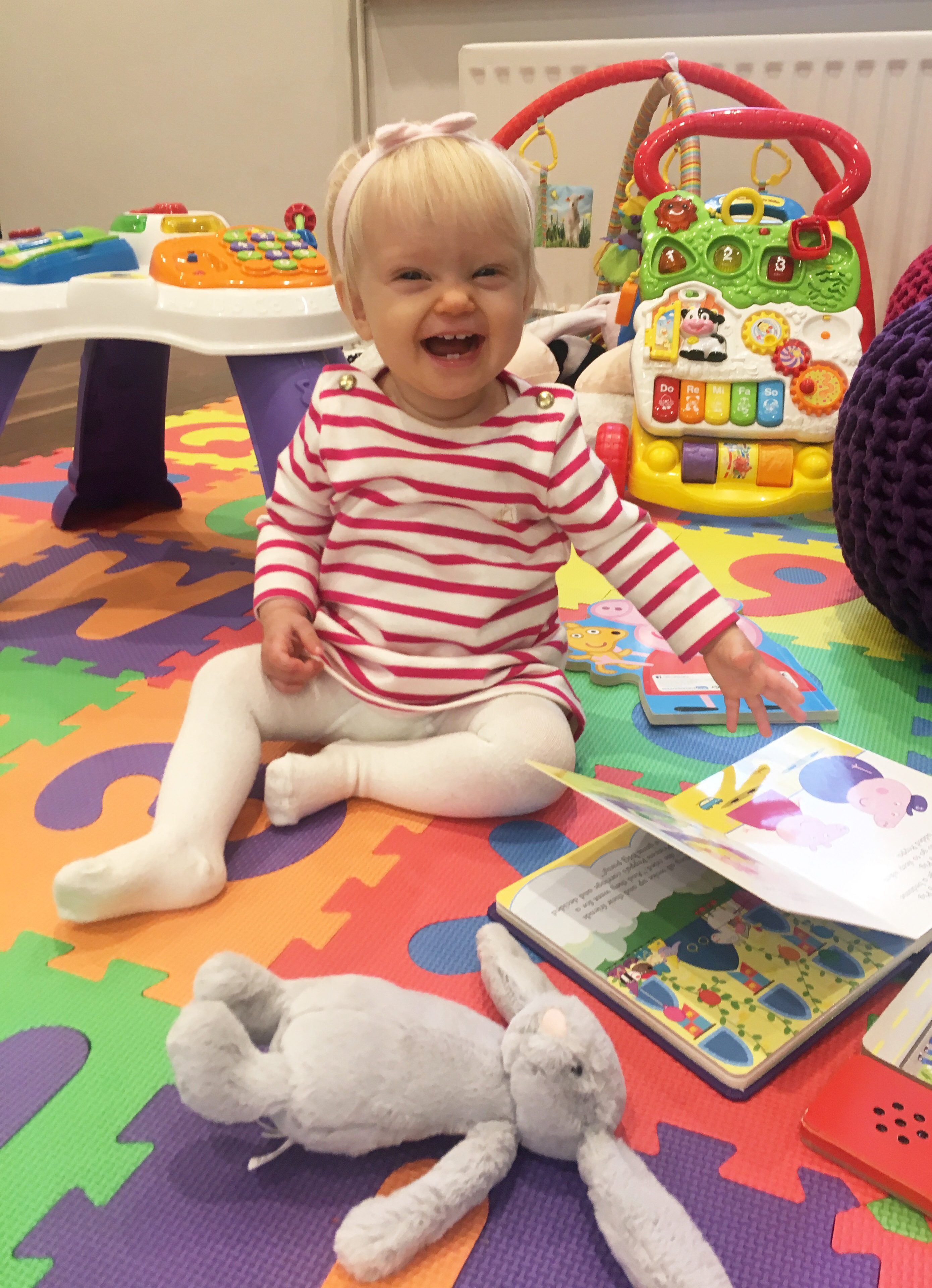 d9c274564 Last month as a baby – Maia 11-months old! – Fit City Mum