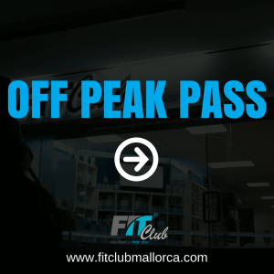 off peak gym pass