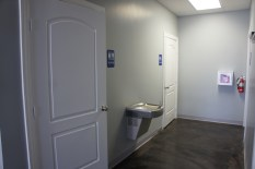 Several Private Bath/Showers for our members
