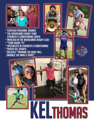 Kel - Fit Club 24 Personal Trainer