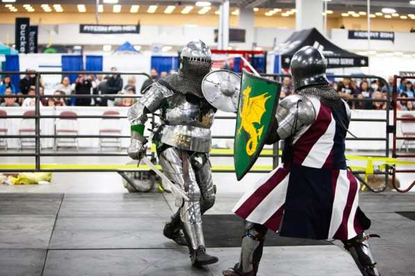 Armored Combat League Fitcon 6