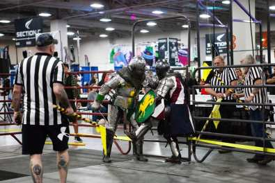 Armored Combat League Fitcon 8