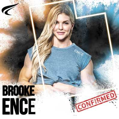Brooke Ence Icon Confirmed