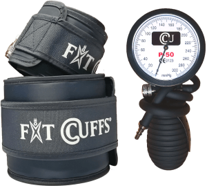 Fit Cuffs - Clinic: This all you need for you need in early rehab stages for specific joint patholoy