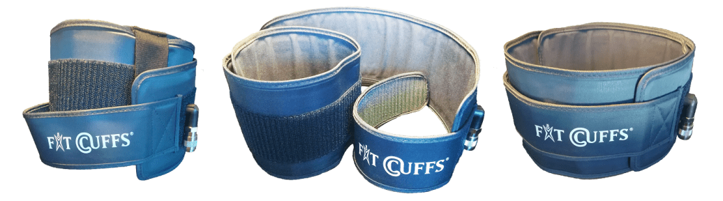 Fit Cuffs Occlusion training bfr exercise kaatsu okklusionstræning blood flow restriction