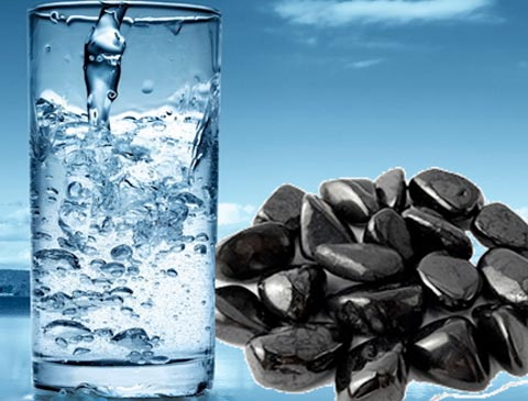 What is the name of purified water? Water treatment in